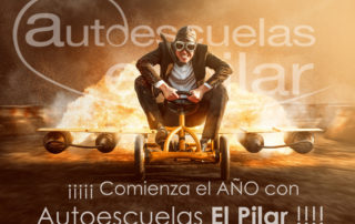 Comienza el año con autoescuelas El Pilar